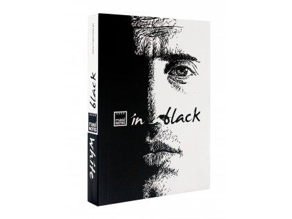 Zápisník A6 BLACK & WHITE