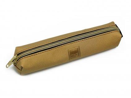 Pouzdro na tužky CLASSIC GOLD