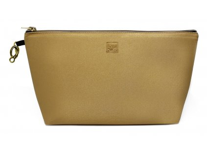 Kosmetická taštička CLASSIC GOLD