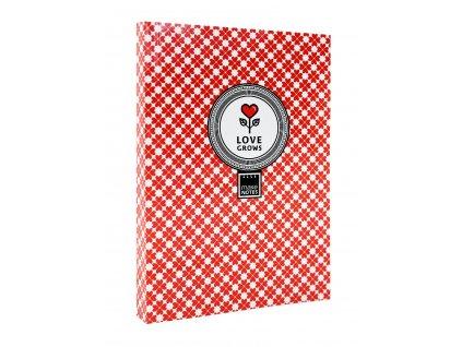 Zápisník A6 MY VALENTINE
