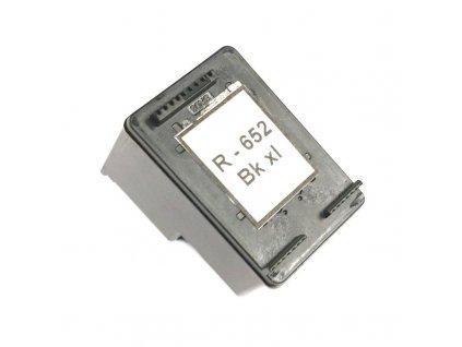 Inkoustová kazeta - HP F6V25AE (652) - black - renovovaná
