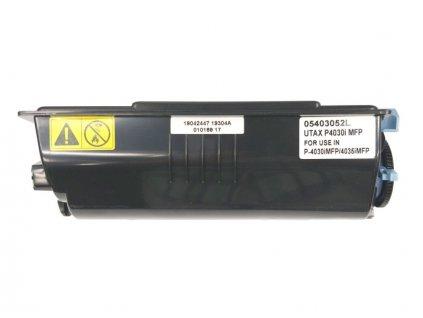 Tonerová kazeta - UTAX 614010015, 1T02NX0TA0001 - kompatibilní