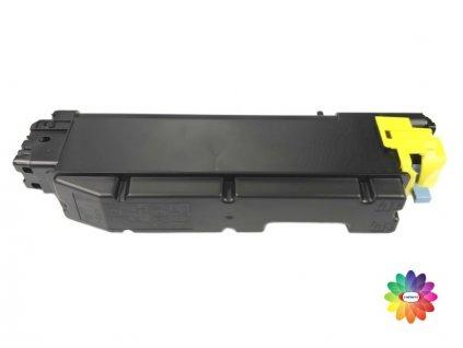 Tonerová kazeta - KYOCERA TK-5280Y, 1T02TWANL0 - yellow - kompatibilní - FOPRINT