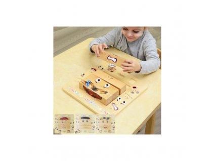 Vzdělávací hra - rozvoj emočních dovedností