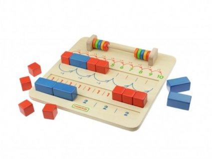 Vzdělávací hra - sudá a lichá čísla