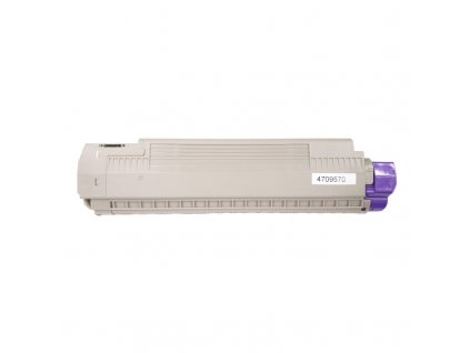 Tonerová kazeta - OKI 47095703 - cyan - kompatibilní