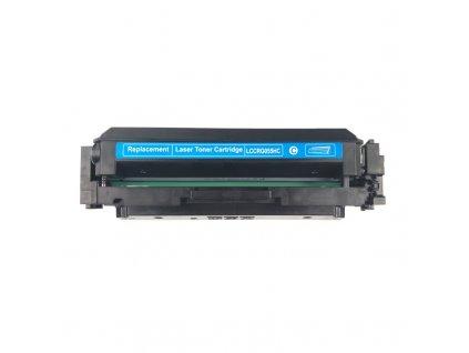 Tonerová kazeta - CANON 055H, 3019C002 - cyan - kompatibilní - bez čipu
