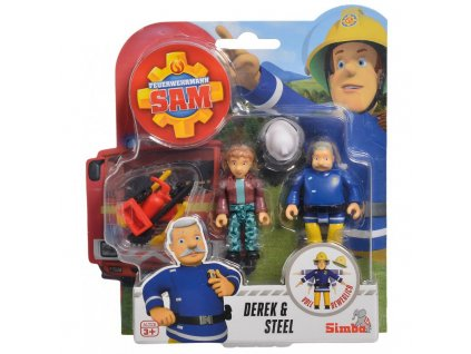 Derek a Steel