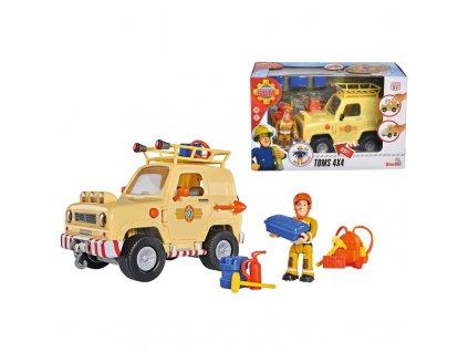 Jeep hasič Sam