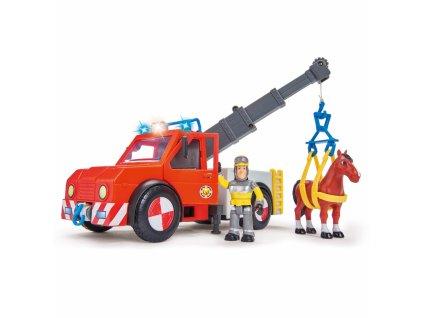 Auto Fénix hasič Sam