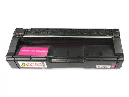 Tonerová kazeta - RICOH SPC220E / 406054  - magenta - renovovaná