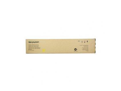 Tonerová kazeta - SHARP MX-62GTYA, MX-62GTYB - yellow - originál