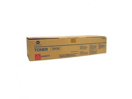 Tonerová kazeta - KONICA MINOLTA TN-213M - magenta - originál - poškozený obal