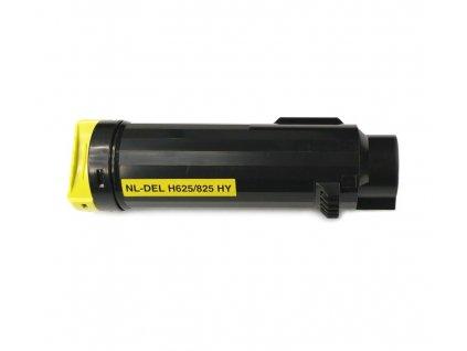 Tonerová kazeta - DELL 593-BBRV (0CX53) - yellow - kompatibilní  - FOPRINT