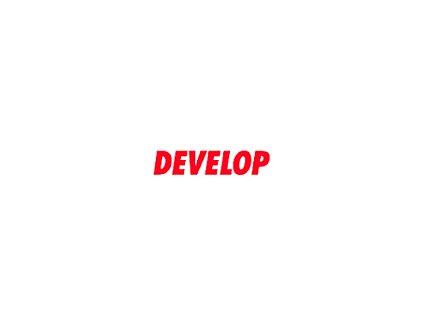 Tonerová kazeta - DEVELOP TN-213 - cyan - originál