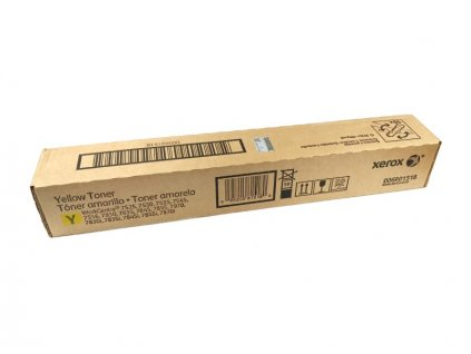 Tonerová kazeta - XEROX 006R01518 - yellow - originál