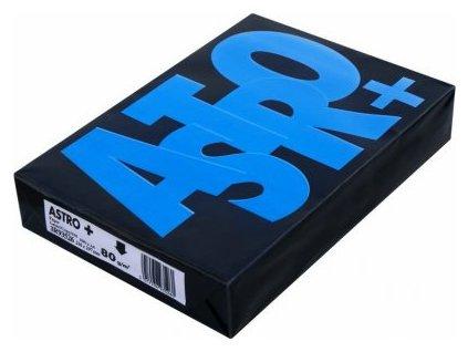 Kancelářský papír - ASTRO+ A4, bílý, 80 g/m2, 500 listů