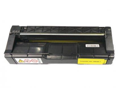 Tonerová kazeta - RICOH 406482 - yellow - renovovaná