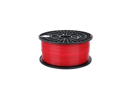 3D Filament - tisková struna pro 3D tiskárny - červená - PRINT-RITE - materiál PLA, průměr 1,75 mm