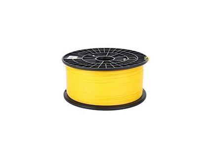 3D Filament - tisková struna pro 3D tiskárny - žlutá - PRINT-RITE - materiál PLA, průměr 1,75 mm