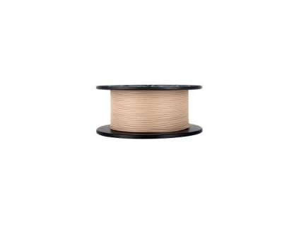 3D Filament - tisková struna pro 3D tiskárny - Imitace dřeva - žlutá (Wood yellow) - PRINT-RITE - materiál PLA, průměr 1,75 mm