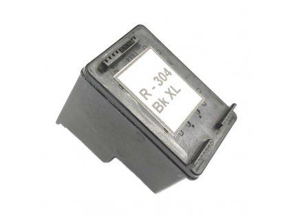 Inkoustová kazeta - HP N9K08AE (304XL) - black - renovovaná