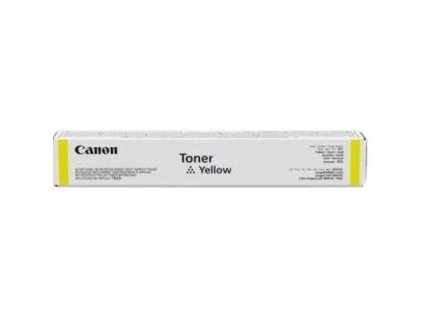 Tonerová kazeta - CANON C-EXV54, 1397C002 - yellow - originál