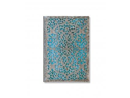 eXchange Tablet Jacket Maya Blue - pouzdro pro iPad mini