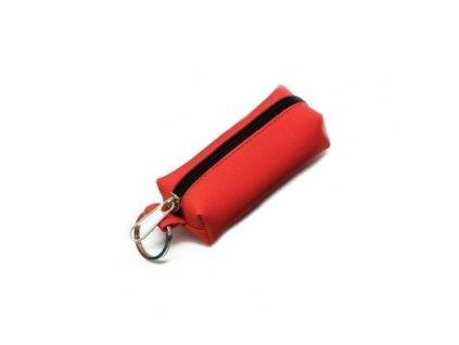 Klíčenka BASIC COLOR - červená