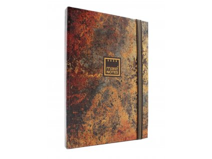 Zápisník TEXTURES - Rust