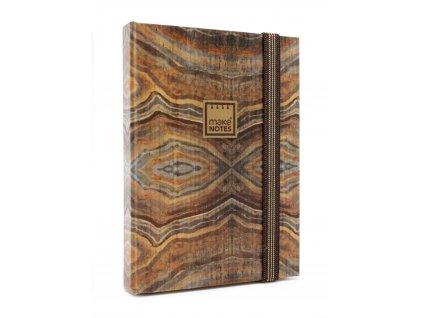 Zápisník TEXTURES - Marble