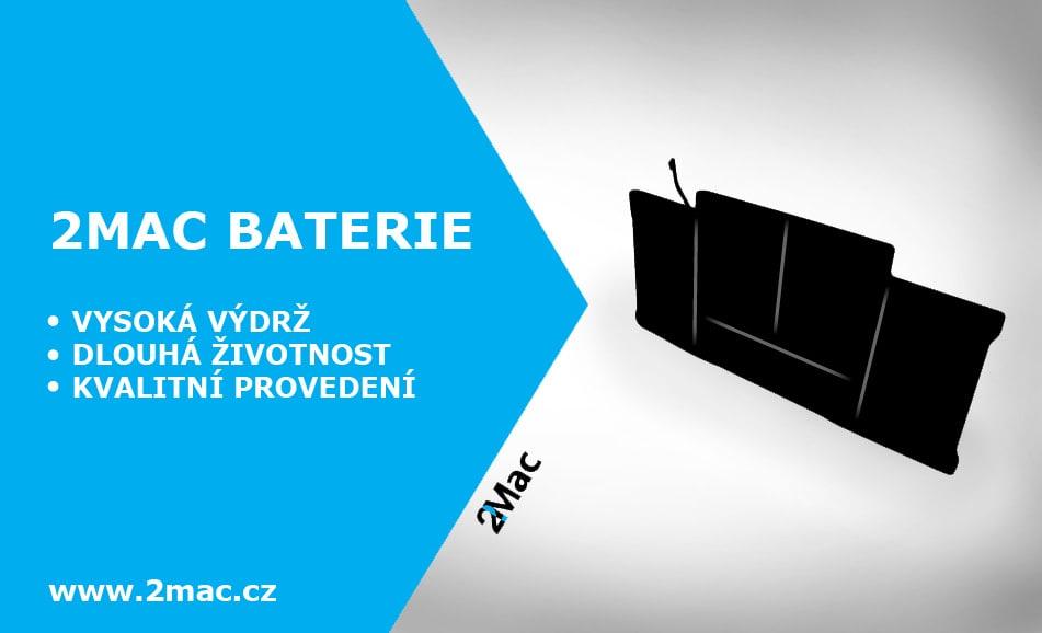 2Mac Baterie