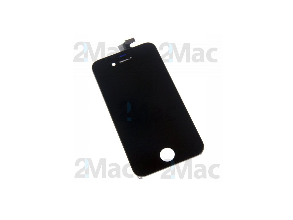LCD displej pro Apple iPhone 4 Black - Premium High Copy