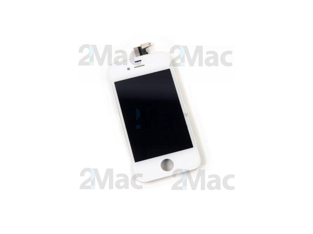 LCD displej pro Apple iPhone 4S White - High Copy