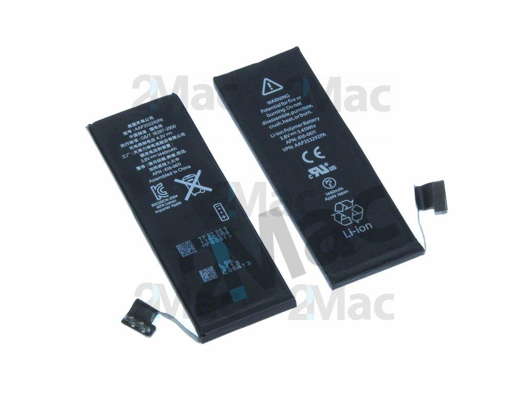 Baterie pro Apple iPhone 5 - Original refurbished