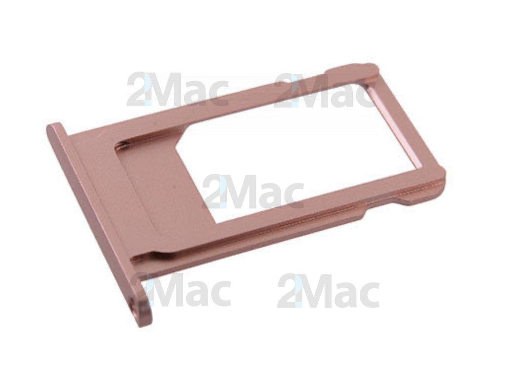 šuplík na SIM kartu iPhone 6s Plus - Rose Gold