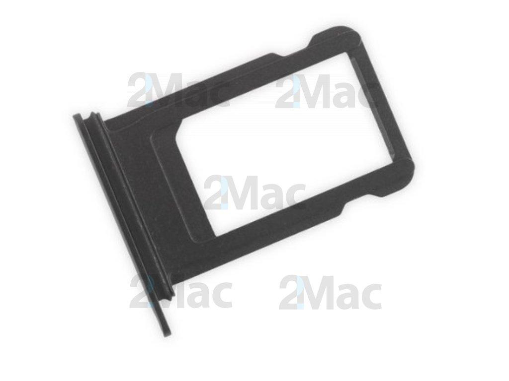 šuplík na SIM kartu iPhone 7 Plus - Black
