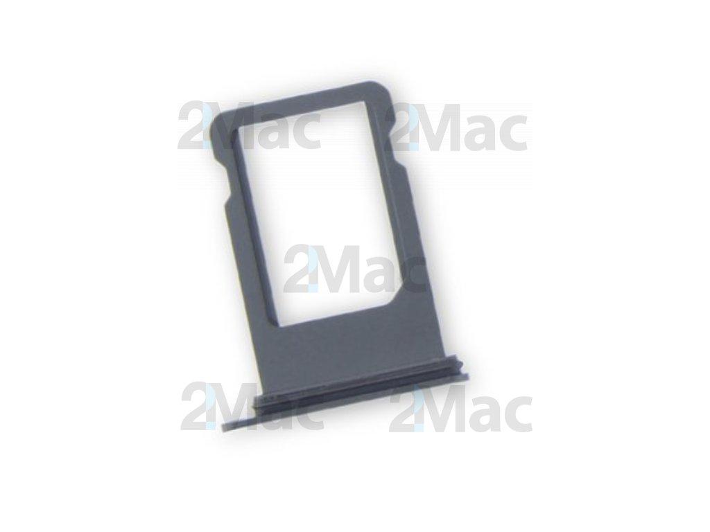šuplík na SIM kartu iPhone X - Space grey