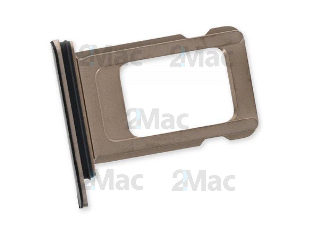 šuplík na SIM kartu iPhone 11 Pro - Gold