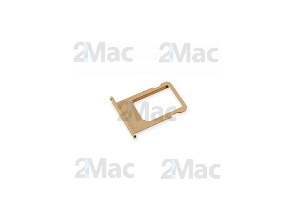 šuplík na SIM kartu iPhone 5S/SE - Gold