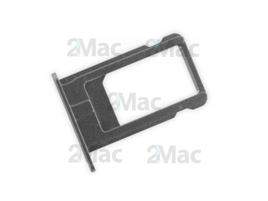šuplík na SIM kartu iPhone 6 - Space grey