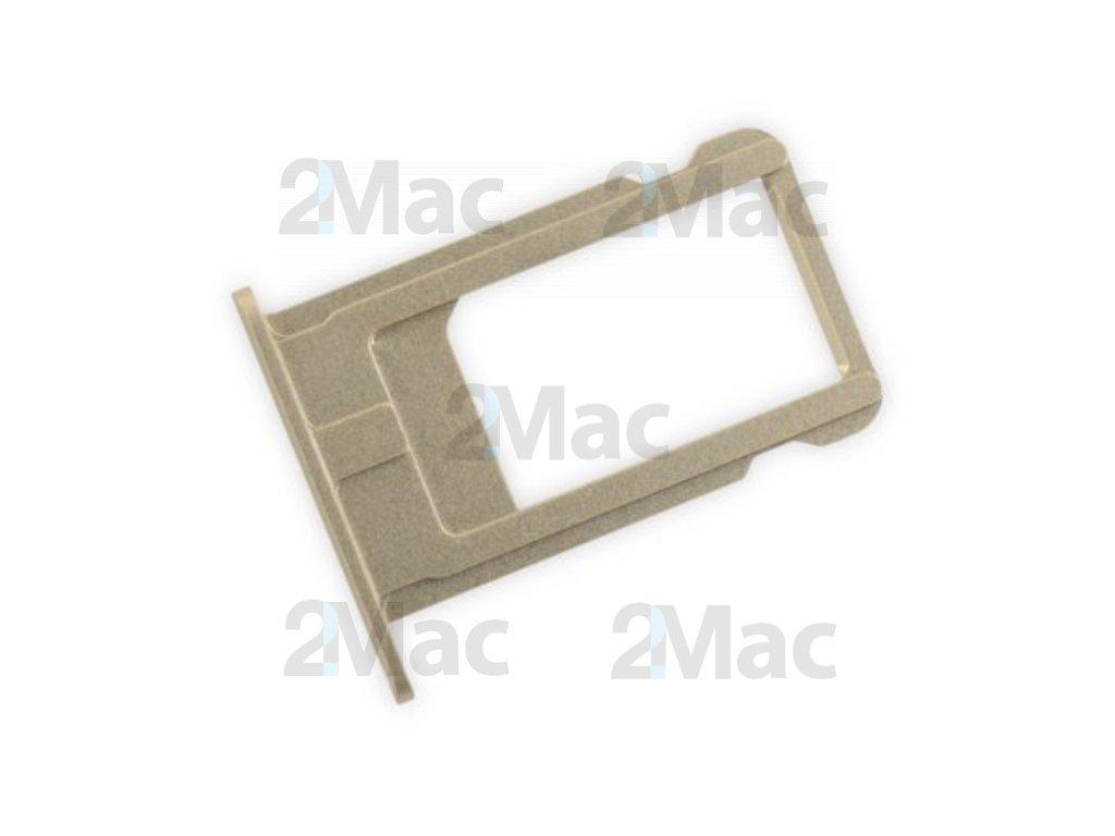 šuplík na SIM kartu iPhone 6 - Gold