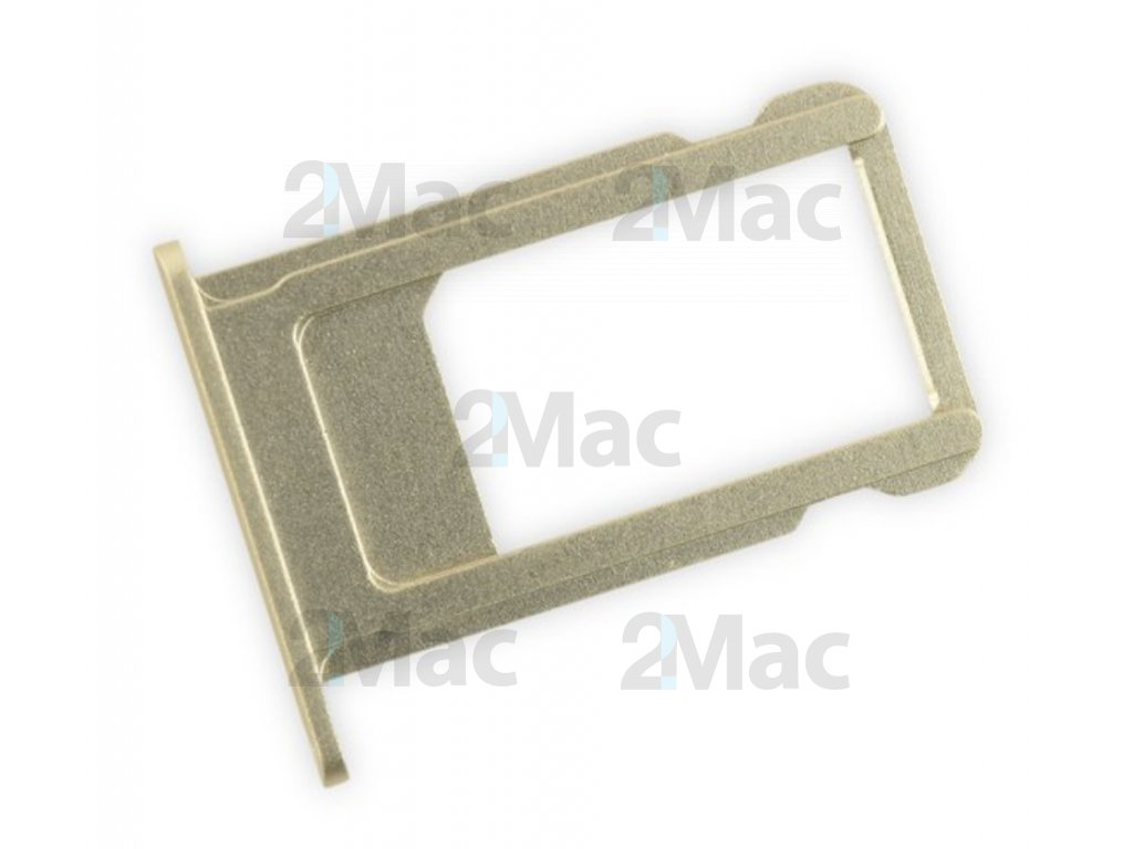 šuplík na SIM kartu iPhone 6s Plus - Gold