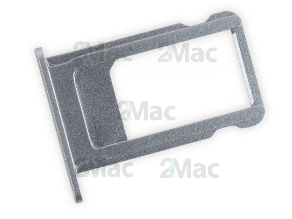 šuplík na SIM kartu iPhone 6s Plus - Space Grey