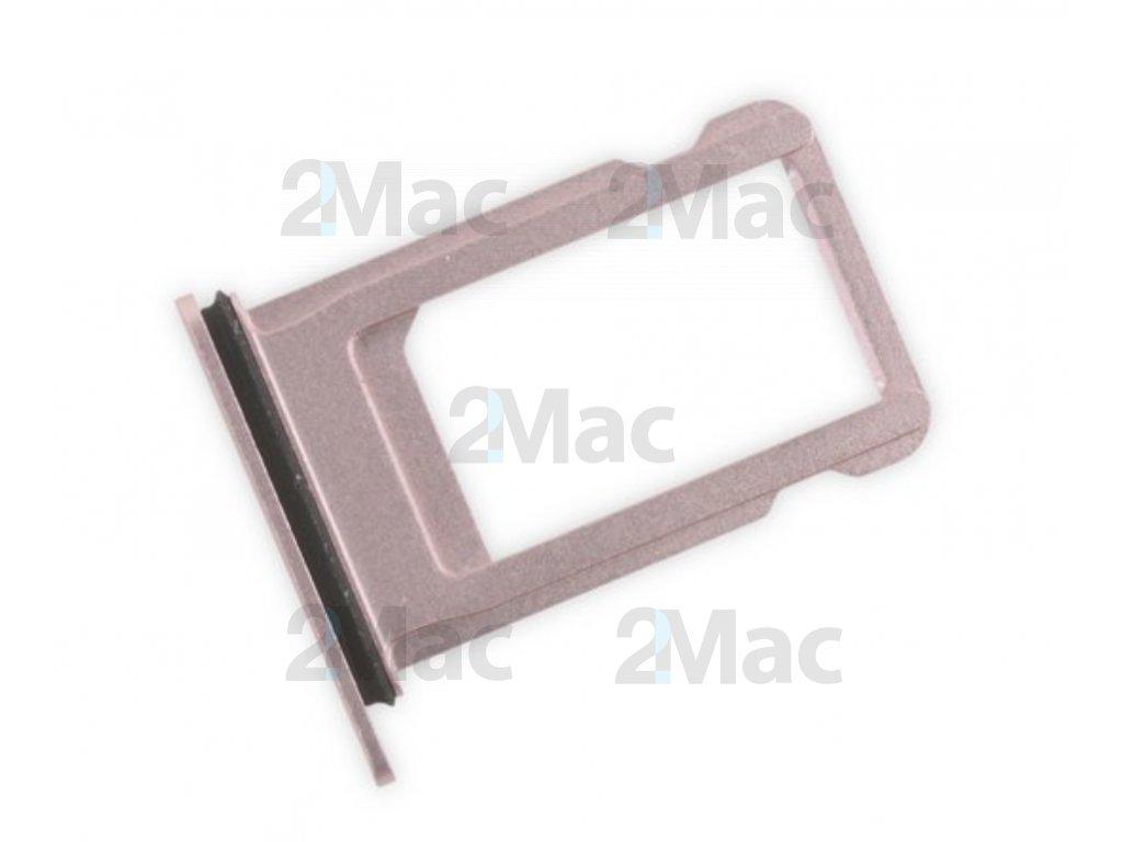 šuplík na SIM kartu iPhone 7 - Rose Gold