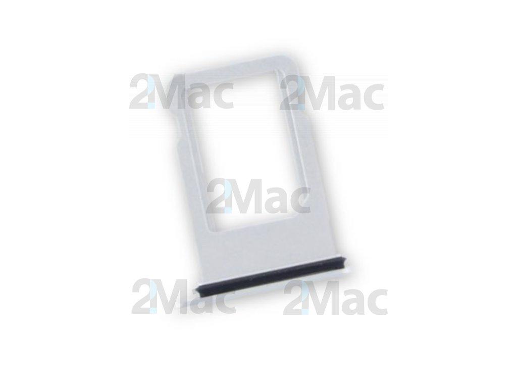 šuplík na SIM kartu iPhone 8 - Silver