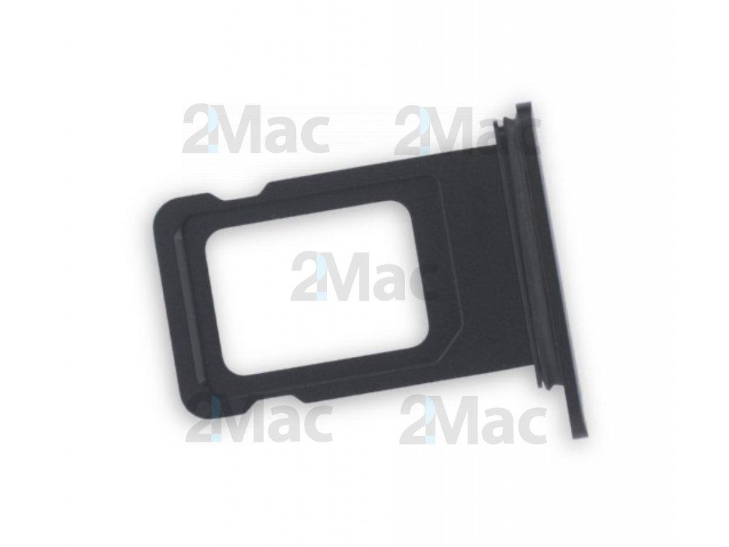 šuplík na SIM kartu iPhone XR – (Černá)
