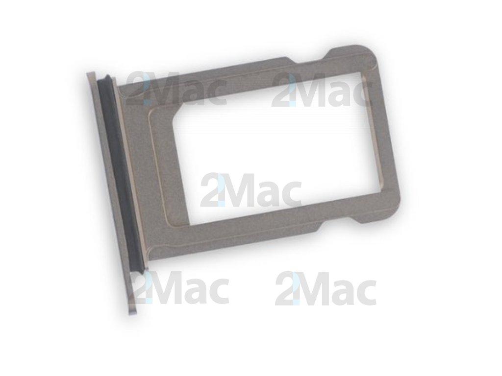 šuplík na SIM kartu iPhone XS Max - Gold