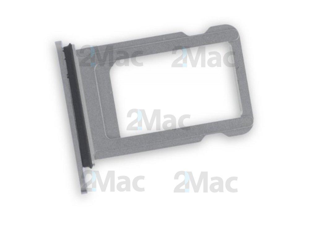 šuplík na SIM kartu iPhone XS Max - Silver