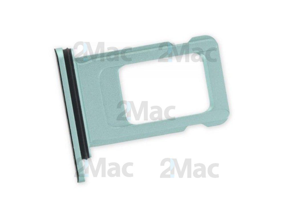 šuplík na SIM kartu iPhone 11 - Green